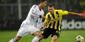 Real Madrid vs Dortmund