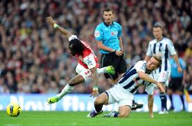 WBA vs Arsenal