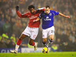 arseal vs everton