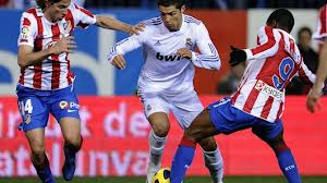 atletico madrid vs real madrid 2