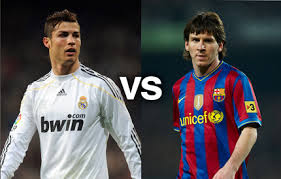cristian ronaldo vs real madrid