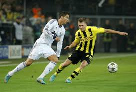 Real Madrid vs Dortmund2