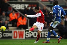 arsenal vs wigan
