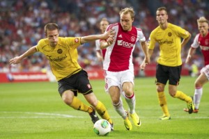 Dutch Eredivisie - Ajax v Roda JC Kerkrade