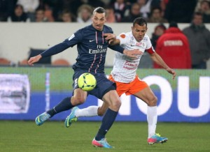 Paris Saint-Germain FC v Montpellier HSC - Ligue 1
