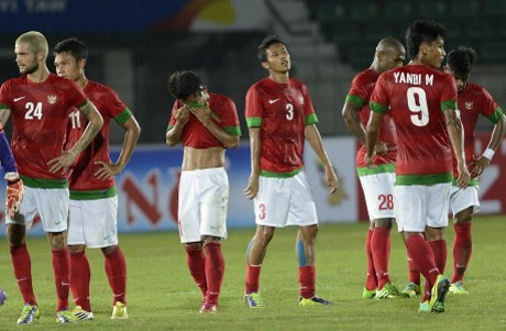 Timnas Indonesia U-23 SEA Games 2013