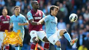 Prediksi West Ham United vs Manchester City 1