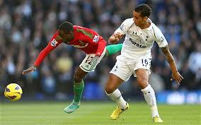 Swansea City vs Tottenham Hotspur  1