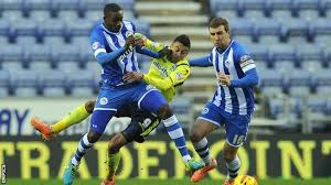 Cardiff City vs Wigan Athletic 1
