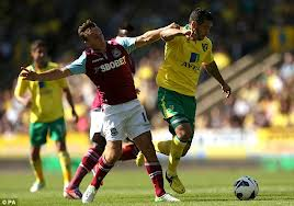 Prediksi West Ham United vs Norwich City 1
