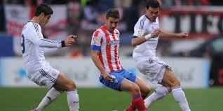 Real Madrid vs Atletico Madrid  1