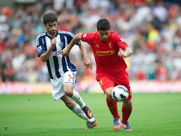 West Bromwich Albion vs Liverpool 1